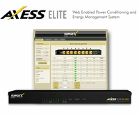 SurgeX SX-AX15E 1RU, 8 Outlet, 15 A, with IP Remote Control