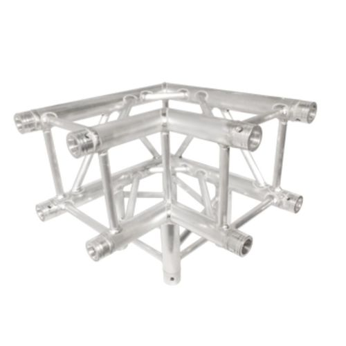 TRUSST 290mm (12in) Truss, 3-Way, 90° Corner - CT290-4390C