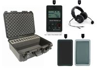 Williams Sound Digi-Wave 300 Wireless Intercom System for High-Noise Environments - DWS COM 8 PRO 300