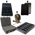 Williams Sound Digi-Wave 400 Wireless Intercom System - DWS COM 8 PRO 400