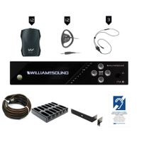 Williams Sound FM Plus Assistive Listening Systems - FM 557-12 PRO D