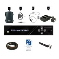 Williams Sound FM Plus Assistive Listening Systems - FM 557 PRO D
