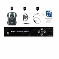 Williams Sound FM Plus Assistive Listening Systems - FM 558-12