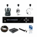 Williams Sound FM Plus Assistive Listening Systems - FM 558-12 PRO D