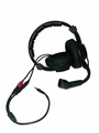 Williams Sound Heavy-Duty Dual-Muff Headset Microphone - MIC 168