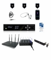 Williams Sound Wi-Fi Assistive Listening System - WF SY5 PRO-4 WAP