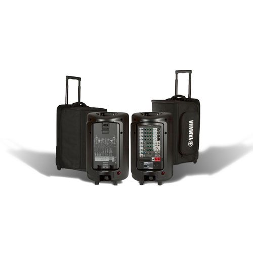 Yamaha Rolling Case for STAGEPAS 600i - YBSP600i (Case is for One Speaker)