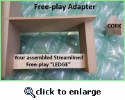 Free-play Adapter- OUT OF STOCK