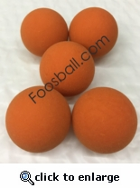 Shelti Orange Foosball