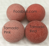 Tornado Pink or Red Foosballs