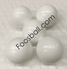 TS White Smooth Foosball -also available in red and yellow
