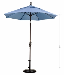 11' Single Vented Octagon Umbrella (UPS $60)