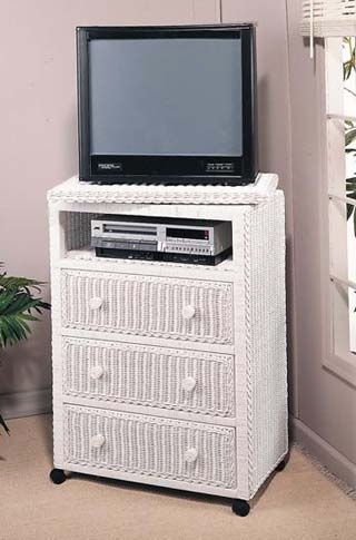 3-Drawer Entertainment Stand  UPS ($125)