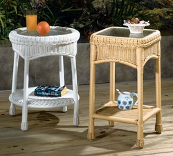 All Weather Accent Tables