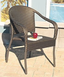 """""""All Weather"""" Stacking Chairs Set/2 (UPS $95)"""