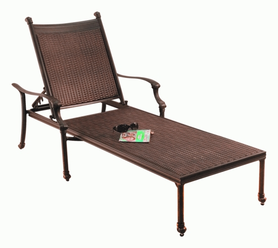 Allegra Adjustable Chaise Lounge (MF)
