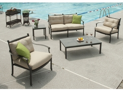 Allegra Porch Four Piece Set
