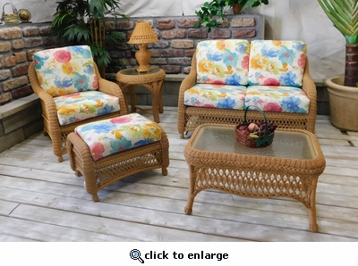 Aquarius Collection Porch Set of 5 (MF)