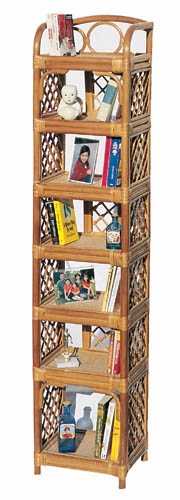 Bookcase Tower (UPS $95)