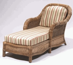 Cancun Chaise Lounge Cushions with Indoor/Outdoor Fabrics (UPS $45)
