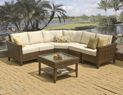 Casablanca Sectional Set of Six (MF)