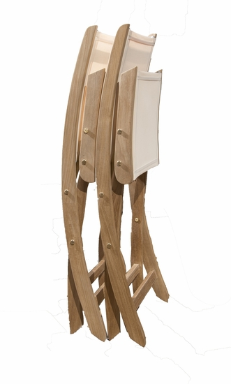 Castiel Sling Folding Side Chair (MF)