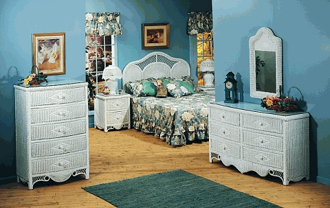 Charlotte 6-Drawer Dresser (MF)