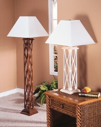 Column Table Lamp (UPS $35)
