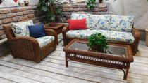 Copenhagen Sleeper Sofa Set of 4 (MF)