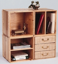 Cube w/ 3 Drawers (UPS $45)