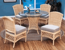 Dining Chairs: Lanai Dining Chair Cushions (Seat Only)
