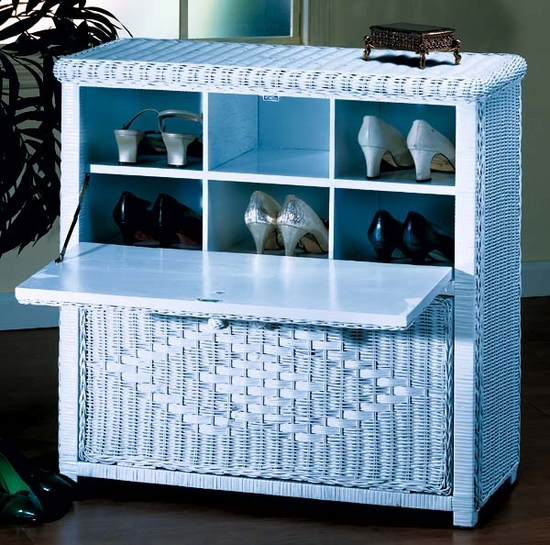 Distinctive Shoe Storage (UPS $60)