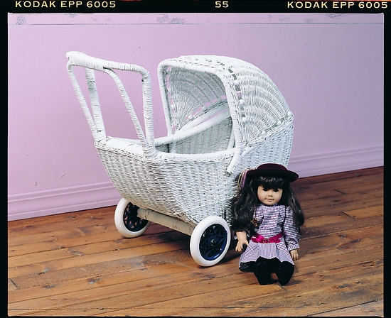Doll Carriage (UPS$75)
