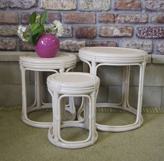 Drum Nesting Tables (UPS $60)