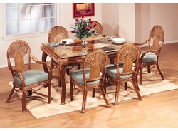 Fan Rectangular Dining Sets Click picture for details