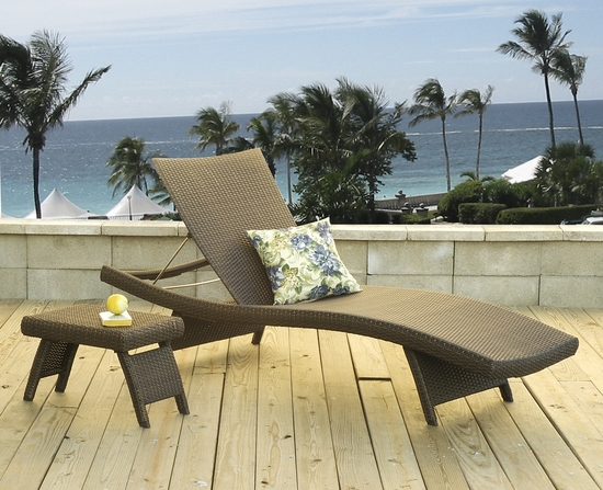 Grenada Stackable Chaise Lounge (MF)