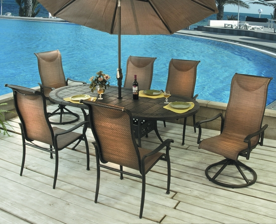 Haven High Back  Arm Chair (UPS $110)