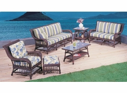 Key Largo Chair Cushions with Fran's Indoor/Outdoor Fabrics (UPS $25)
