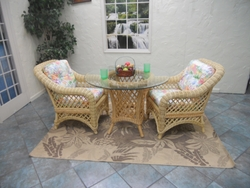 Lanai Dining Set of 3 (MF)