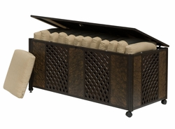 Lancaster Cushion Storage Bin (UPS $95)