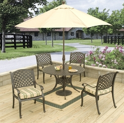 "Lancaster Dining 48"" Round Table (MF)"