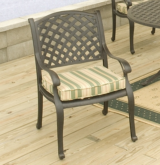 Lancaster Dining Arm Chair (UPS $75)