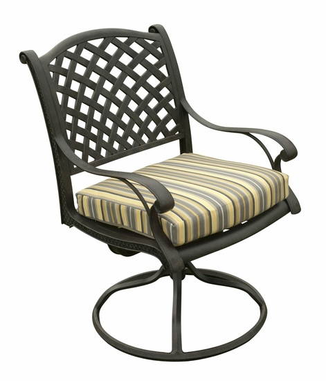 Lancaster Dining Swivel Chair (UPS $85)