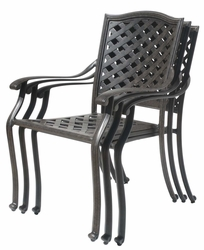 Lancaster Stacking Chair (UPS $75)