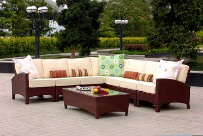 Maroma Sectional Set of 8 (MF)