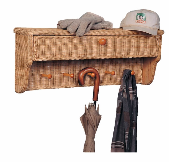 Mitten Box with Coat Rack (UPS $35)