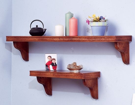 Moroccan Two-Foot Shelf (UPS $20)