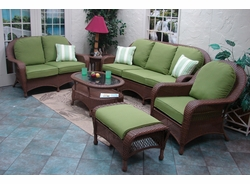 Nantucket Porch Set of Four (MF)