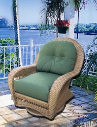Nantucket Swivel Rocker