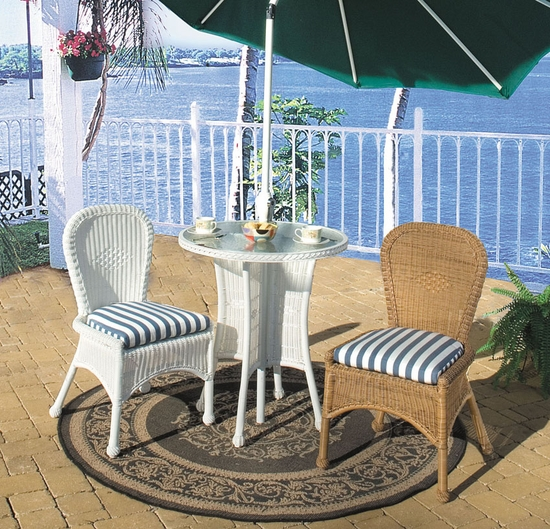 Naples Chair Height Table (UPS $65)